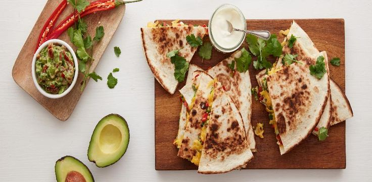 Quesadilly s guacamole