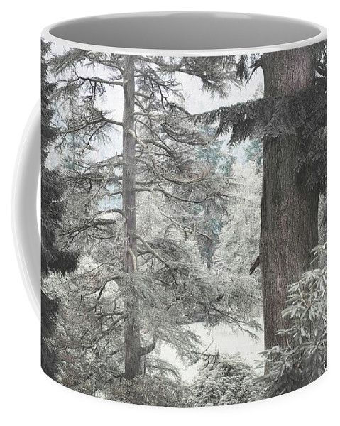 Jenny Rainbow Fine Art Photography Coffee Mug featuring the photograph Natural Magnetism. Shabby Chic Collection by Jenny Rainbow