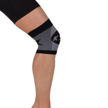 If you have ever dealt with swelling or knee pain due to arthritis, patellar tendinitis, or patellofemoral pain (Runner's Knee), then our KS6 Compression Knee Sleeve is perfect for you. Our patent pending Compression Zone Technology™ can relieve your knee pain and swelling in no time. Order today to start feeling like yourself again!