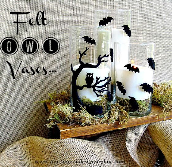 52 Spectacular Diy Christmas Decorations You Must Try This: Best 20+ Halloween Vase Ideas On Pinterest