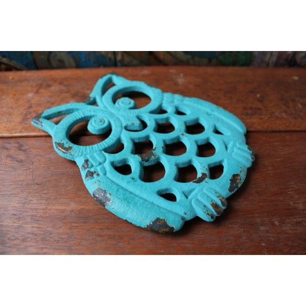 Homewares and Home Decor Online - Blue Owl Trivet