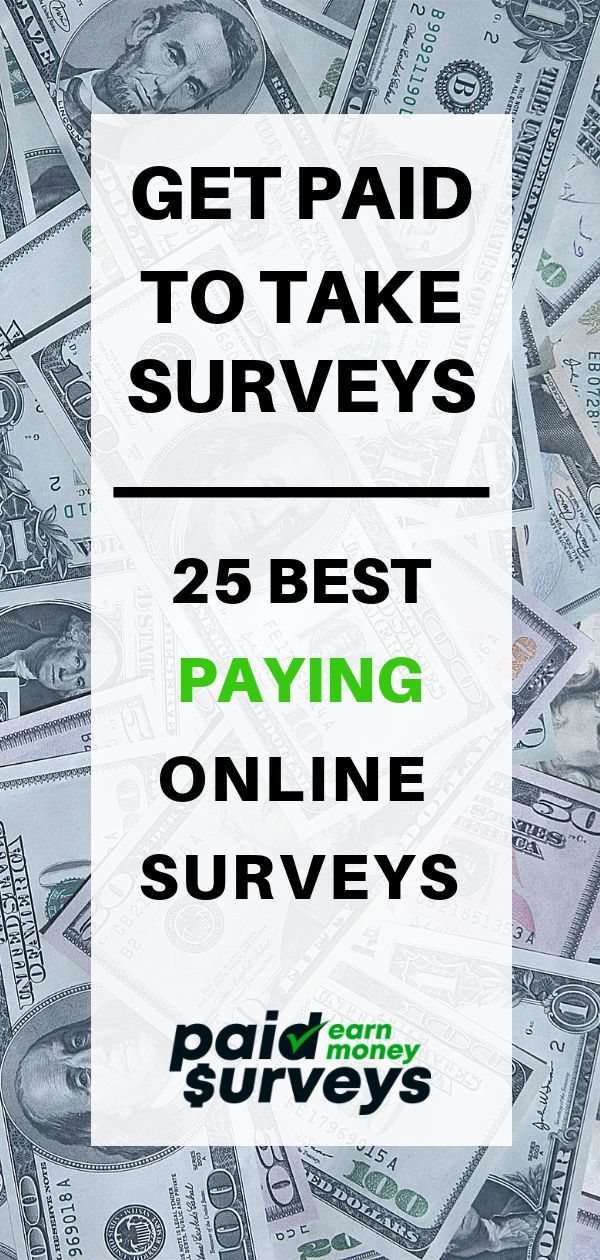 25 Best Sites To Get Paid To Take Surveys (Updated 2018) – WORK AT HOME