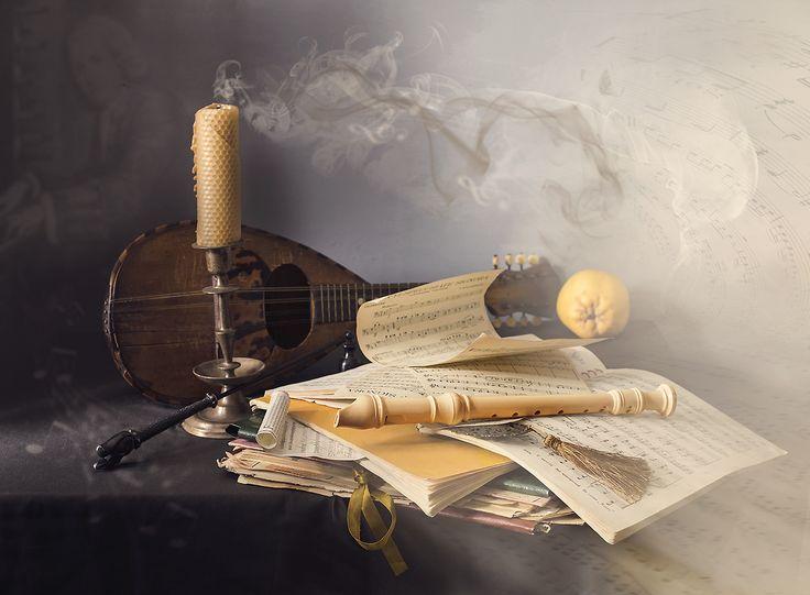 Фотограф Карачкова Татьяна (Tatiana Karachkova) - Призрак музыки #1697557. 35PHOTO