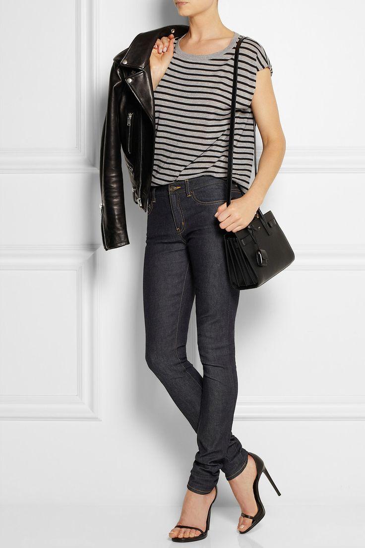 ysl purses on sale - Saint Laurent   Sac De Jour Nano Baby leather tote   NET-A-PORTER ...