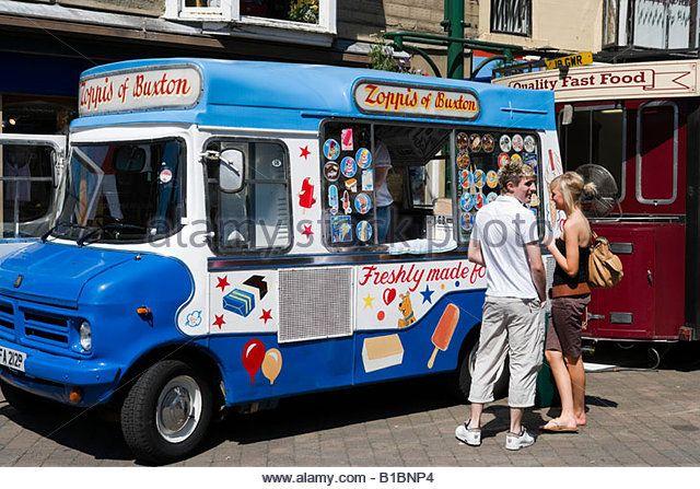 Image result for ice cream bus window