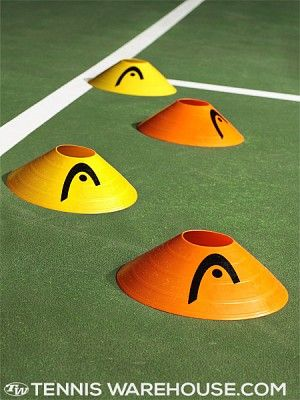 Head Quick Start Tennis Dome Cones | Tennis Warehouse