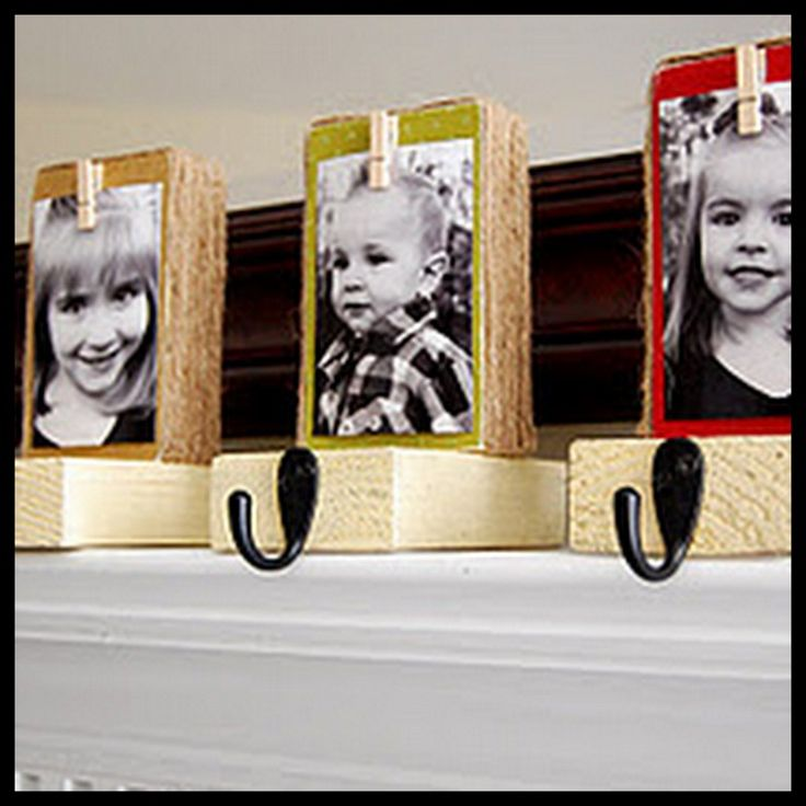 Personal Stocking Holders