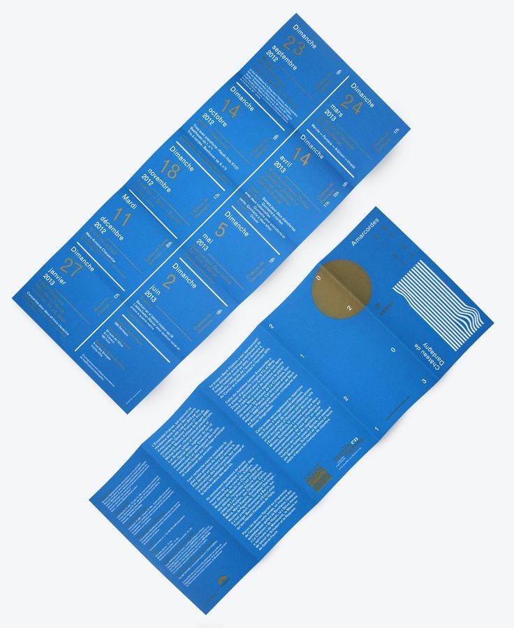 Neo Neo Graphic Design Switzerland - Amarcordes