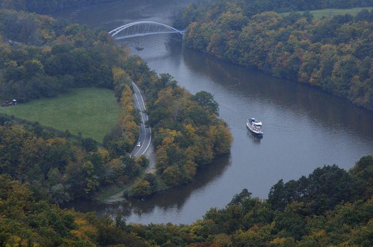 Brněnská přehrada, most u Veveří