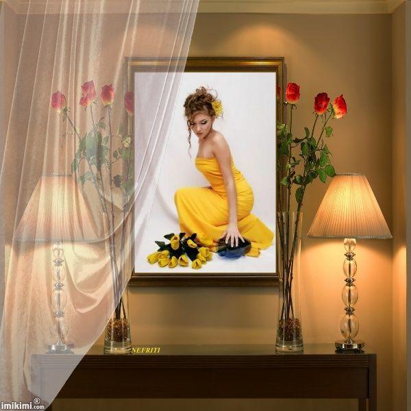 Yellow room kimi from www.imikimi.com