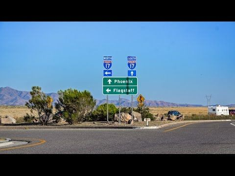 16-37 Flagstaff to Phoenix: I-17 South in AZ - YouTube
