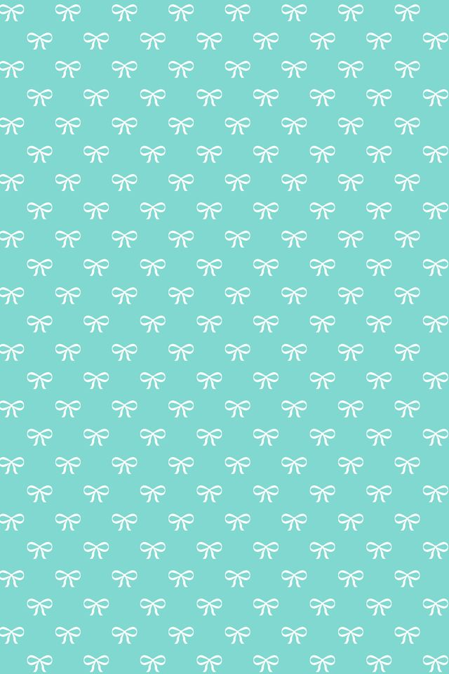 iPhone Teal Wallpaper