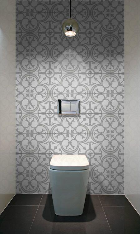 Artisan tile, winchester mist ash