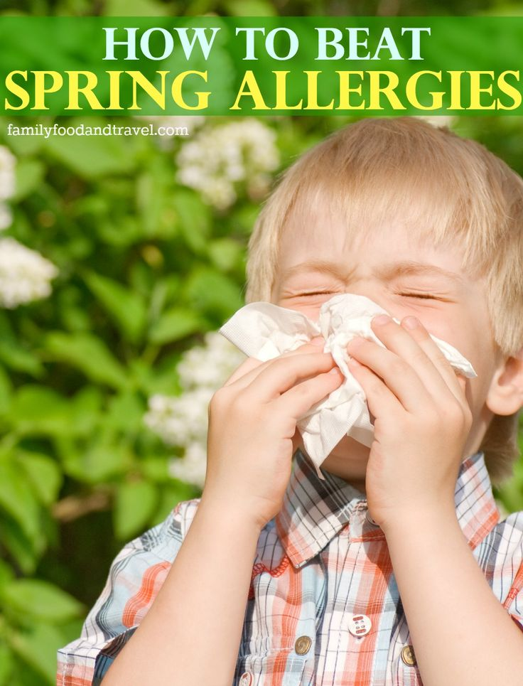Ditch the Tissues and Beat Spring Allergies with Boogie ...