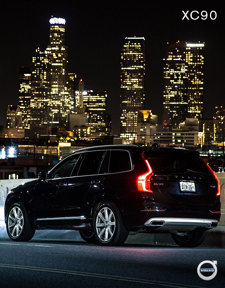 As soon as the All-New XC90 arrives, you notice the sleek curves and uncluttered Scandinavian design. Discover this gorgeous luxury SUV by Volvo.