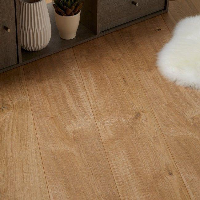 Panel Podlogowy Colours Gladstone Brown Ac4 1 996 M2 Laminowane Panele Podlogowe Drewno I Drewnopodobne Laminate Flooring Laminate Flooring Diy Goodhome