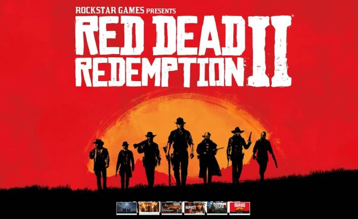 "For ""Red Dead Redemption 2"" video game news, review, cheat codes, images, videos, rating and more visit: GameRetina.com"