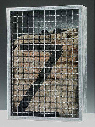 Jannis Kounellis Untitled 2001