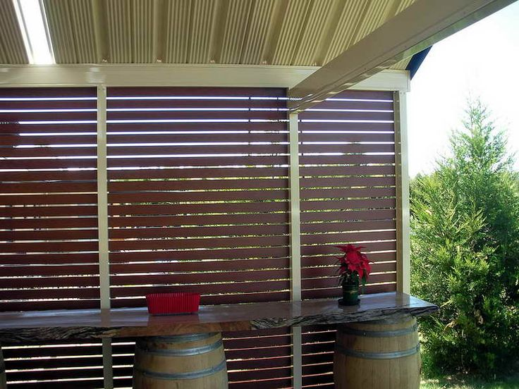 Best 25+ Outdoor privacy screens ideas on Pinterest | Patio ideas ...