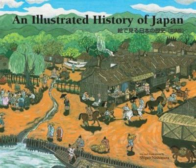 From prehistoric times through the important milestones up to the modern day, this is a wonderful introduction to Japanese history and culture - how Japan was originally part of the Asian continent, its transformation from the ice age and small villages to a Japanese empire and the world of samurais. Fascinating features of each era are highlighted, such as the giant tombs of the Kofun period. (gr.4-7)
