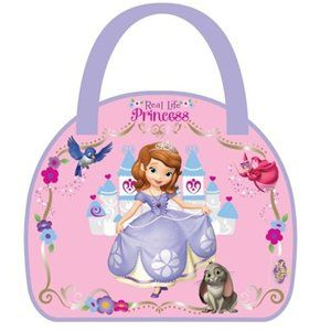 Polar Gear Insulated Lunch Bag Sofia The First - Childrens Lunch Box