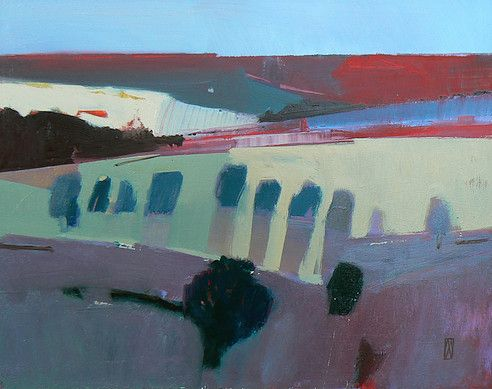 Dartmoor Red - Malcolm Ashman
