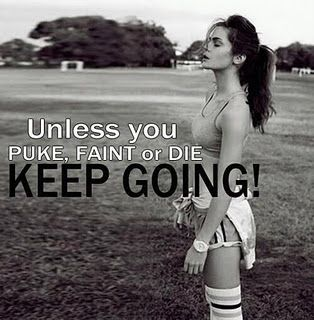 determination:): Remember This, Work Outs, Coach, Jillian Michael, Keep Running, No Excuses, Running Quotes, Weights Loss, Mottos