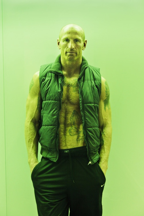 My Hero Gareth Thomas.