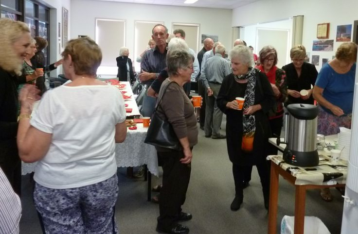 More than 40 people in attendance at the Anzac Centenary commemoration at Casino library