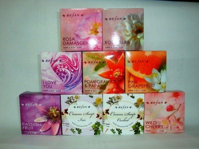 Refan parfumuri si cosmetice ieftine. Palfam soaps