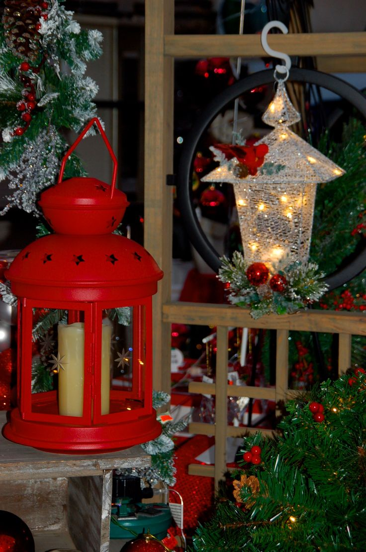 red lanterns so easy to use in decorating