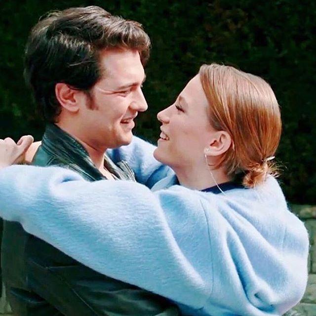 Best couple! #serenaysarikaya #cagatayulusoy #tbt #medcezir