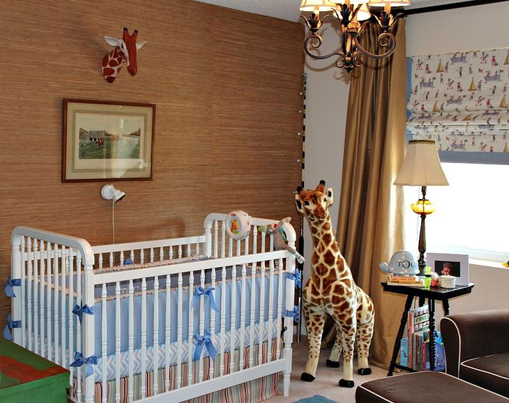 Vintage Adventure-Themed Nursery - Project Nursery: Babycenterblog Projectnurseri, Boys Nurseries, Nurseries Decoration, Projects Nurseries, Baby S Kids Bedrooms, Vintage Nurseries, Baby Bambina O', Nurseries Idea, Baby Nurseries