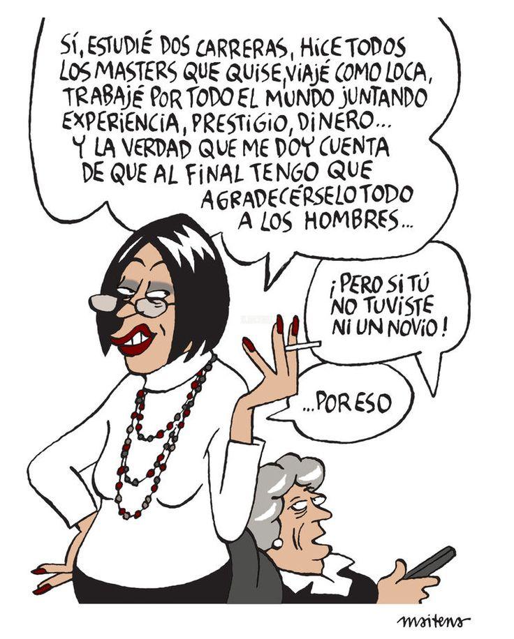 Maitena en Todo en Domingo 17/11/2013