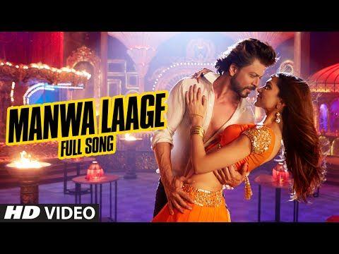 OFFICIAL: 'Manwa Laage' FULL VIDEO Song | Happy New Year | Shah Rukh Khan | Arijit Singh - YouTube