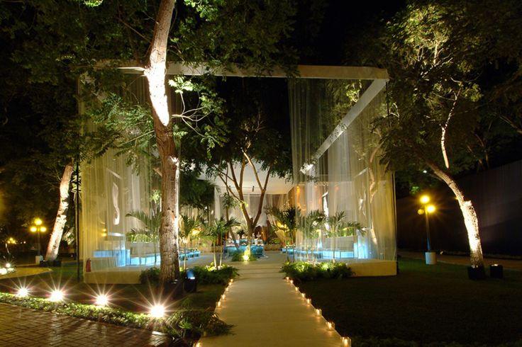 Testigos de una noche #especial con los mejores #diseños y #decoraciones