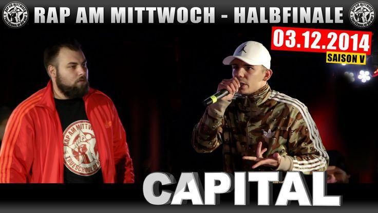 RAP AM MITTWOCH: 03.12.14 BattleMania Halbfinale (3/4) GERMAN