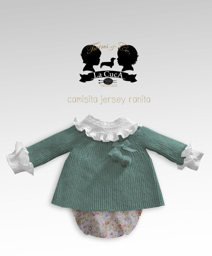 85 best ROPITA DE PUNTO BEBES images on Pinterest | Baby knitting ...