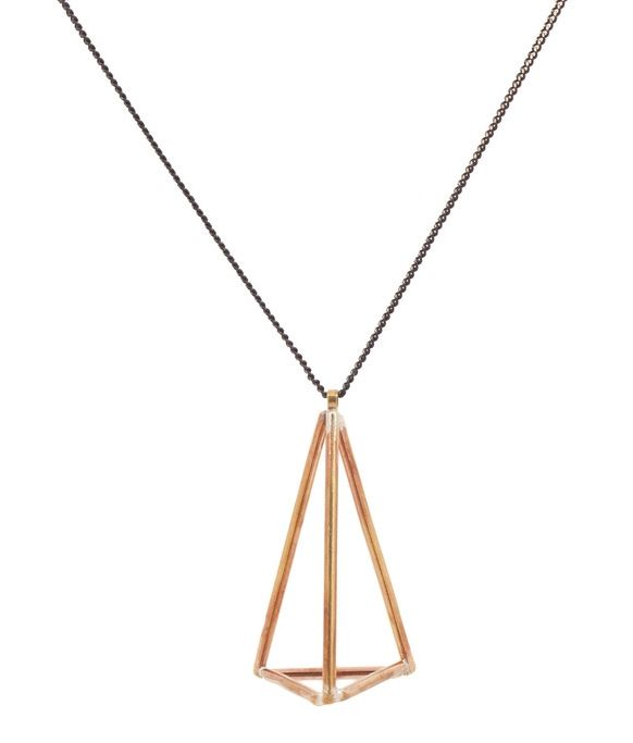 Open, geometric, and minimal - work in all of the current jewelry trends  with