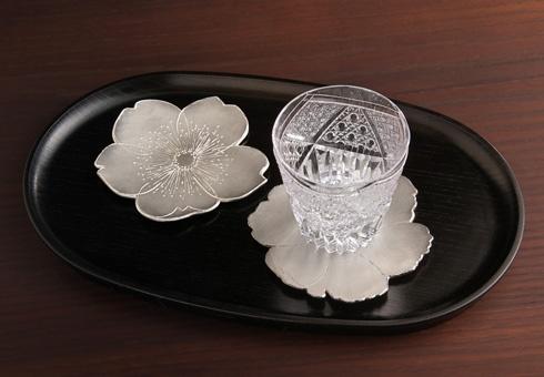 Mini rock glass-Edo kiriko