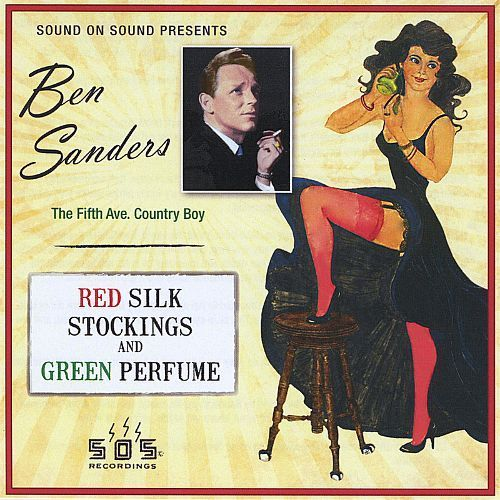 Red Silk Stockings and Green Perfume [CD]