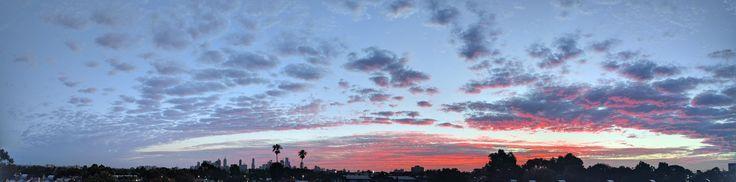 Sunset from Brunswick