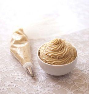 Photo de la recette : Crème chiboust Plus