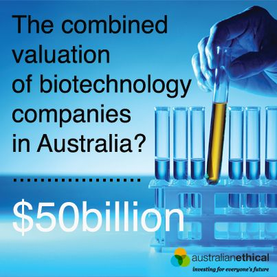 Last year was a vibrant year for Australian Stock Exchange (ASX) listed biotechnology stocks.  The sector enjoyed strong returns buoyed by renewed appetite for company shares, asset allocation shifts away from local fossil fuel companies and a booming US biotech market (the American Stock Exchange's Biotechnology Index rose by 50 percent in 2013). http://www.australianethical.com.au/news/fascinating-developments-australian-biotech