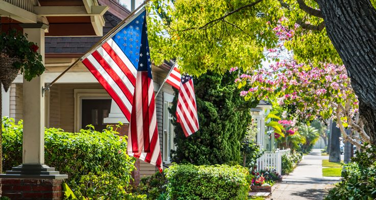 Displaying the American flag on a national holiday is a great way to show patriotism. But be sure you are following these flag rules first.