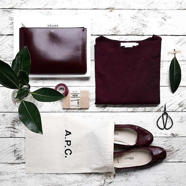 #basics. I love the styling of this.