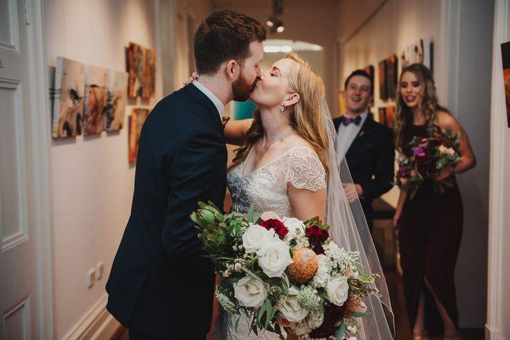 Polka Dot Bride Circle Wedding Exclusive - City Farm Magic!