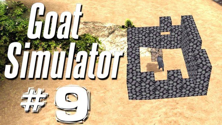 MINECRAFT GOAT | Goat Simulator - Part 9