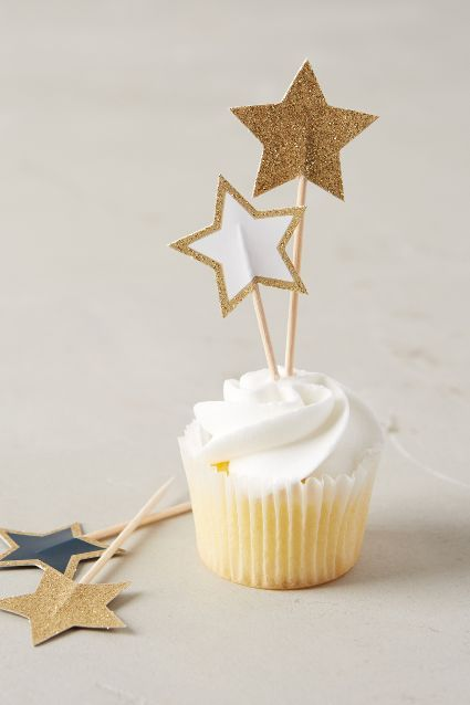 Starlight Cake Toppers #anthrofave