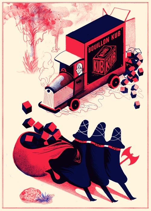 http://icinori.com   RISO 2 couleurs 25*35 cm Papier Lana de Luxe 280 g  4 Risographies  pour le musée Tomi Ungerer, à l'occasion de l'exposition des jouets de celui-ci, nous avons mis en oeuvre un jeu graphique entre ses personnages et les jouets de sa collection, du bilboquet au camion en tôle.